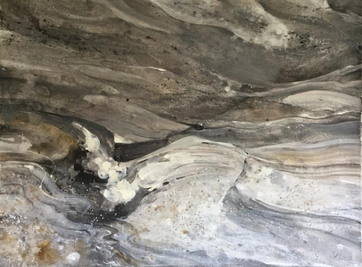 Grey Stone 36x48.JPG