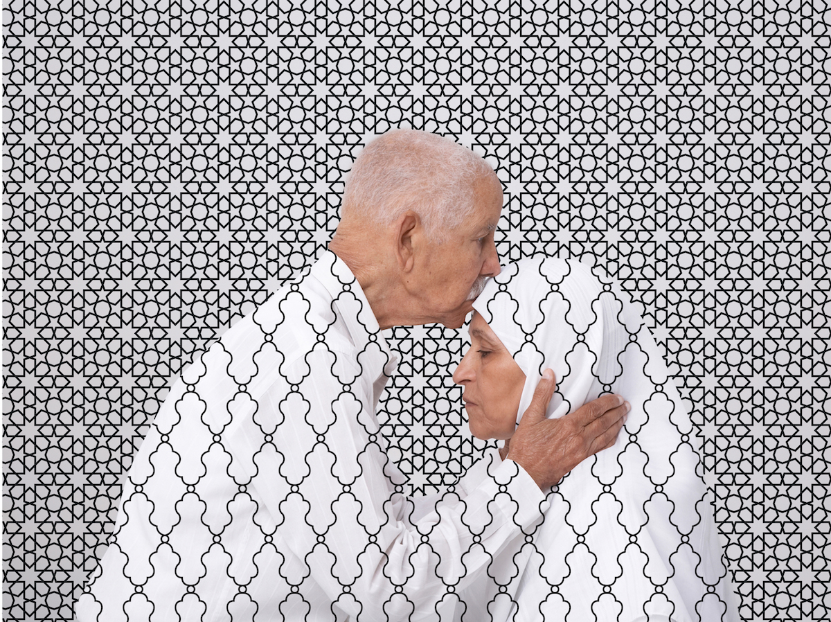 Arwa Abouon I'm Sorry  I Forgive You Sorry Baba, part of a diptych, Courtesy The Third Line, Dubai.jpg