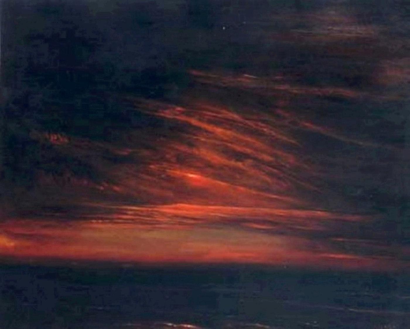 PATAGONIA LAND , MID NIGHT SUN.JPG