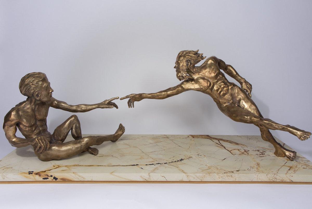 05.01.01 Creation of Adam, 40hx50x130, bronze 2016 (2).jpg