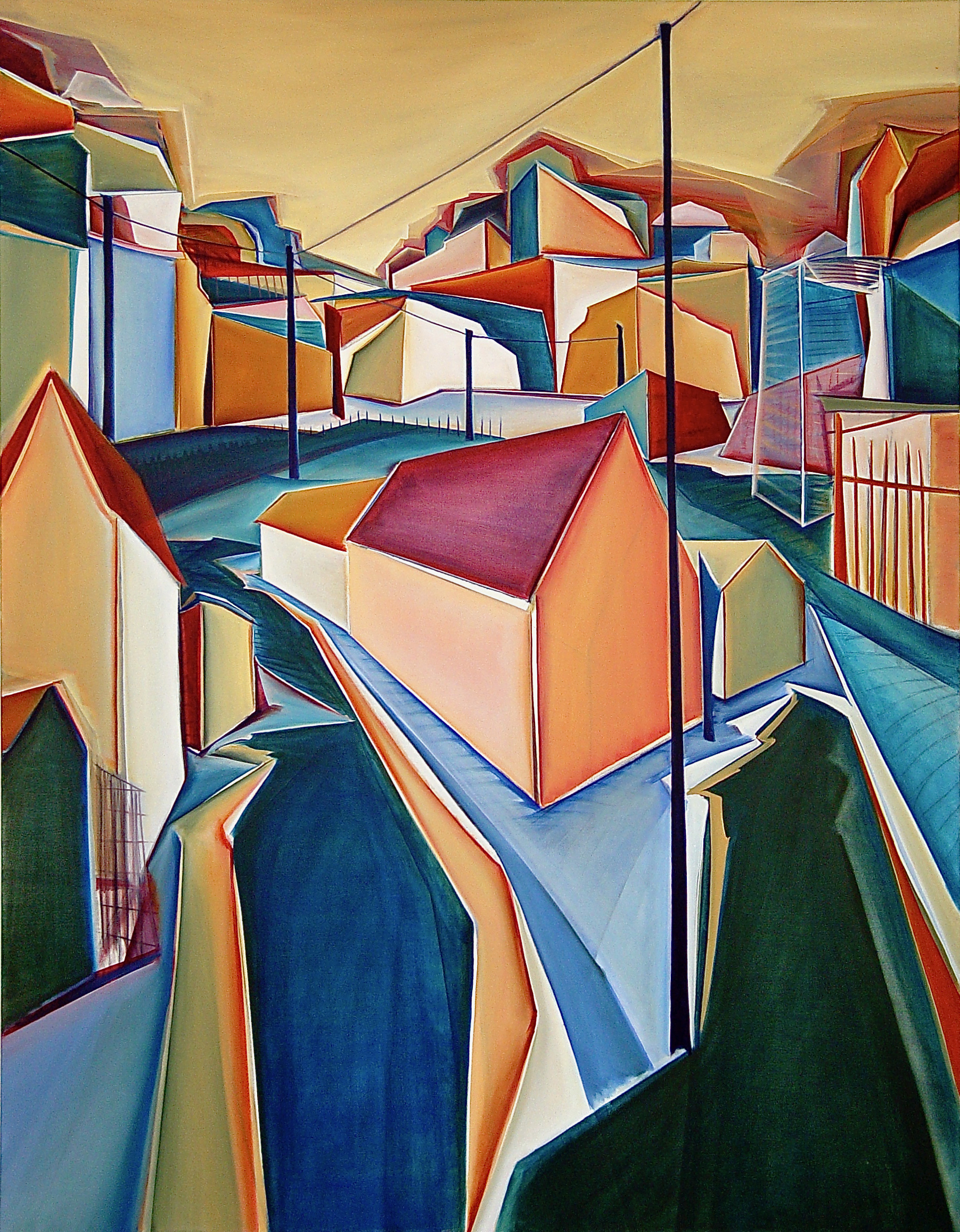 5. Power of colors, Oil on canvas, 180 x 150 cm.jpg