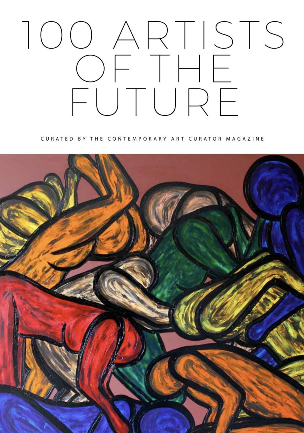 Contemporary Art Curator Magazine