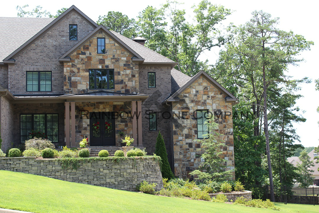 Residential Brindle Square Stone