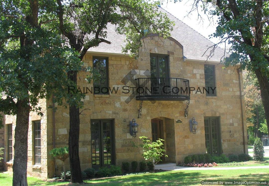 Residential Hazelnut Stone