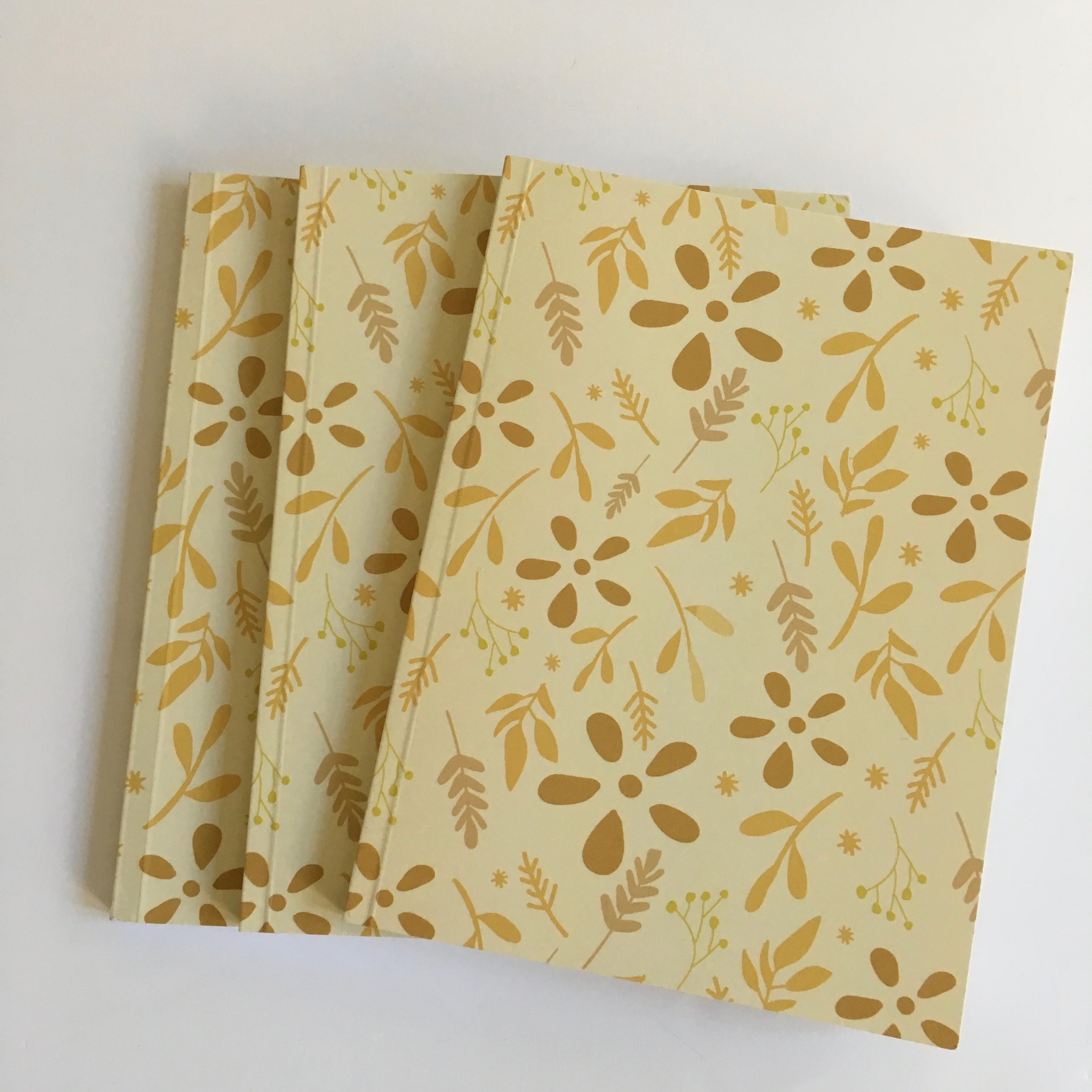 Soft covered journals