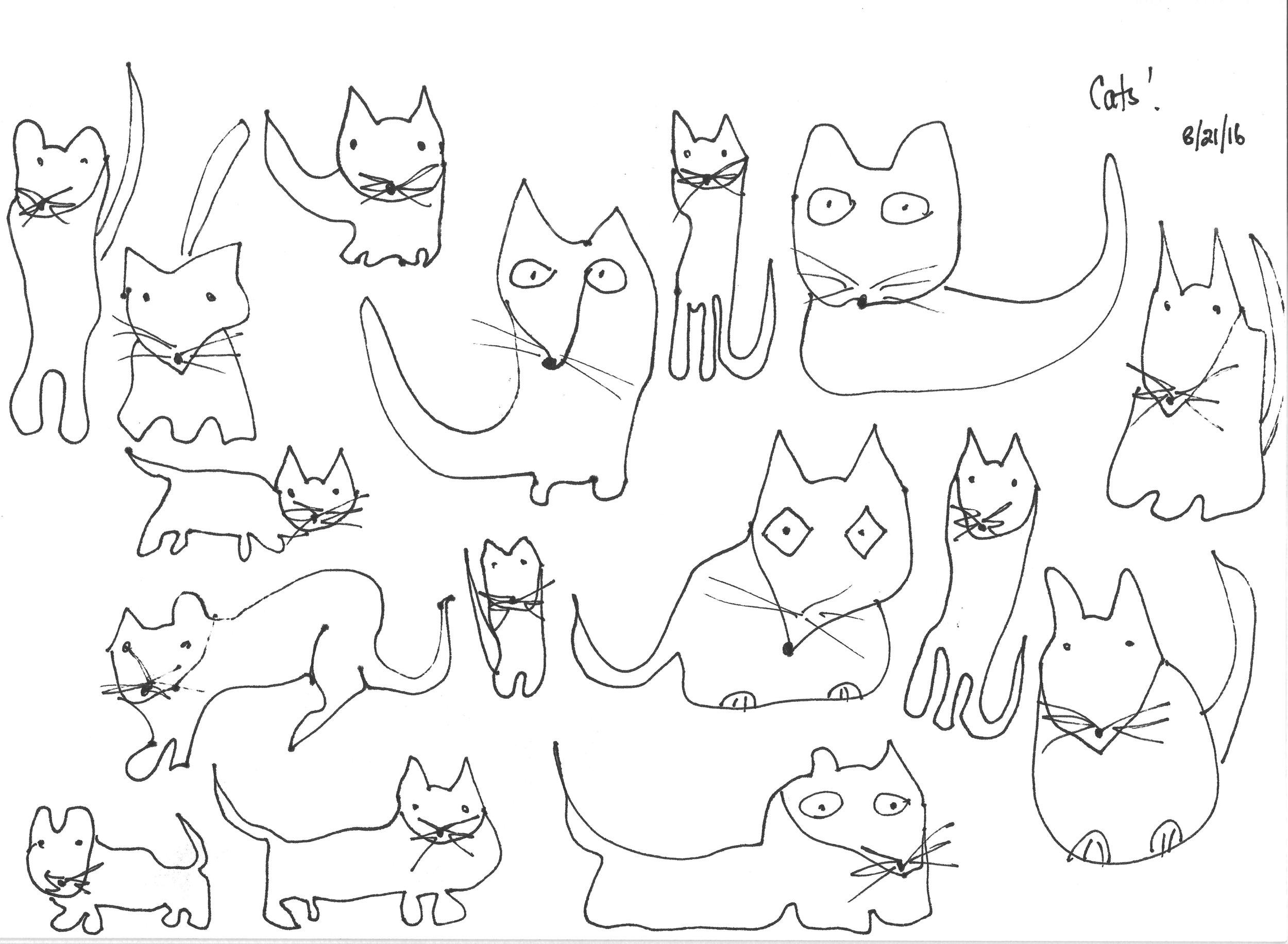 Non-dominant hand cats.jpeg