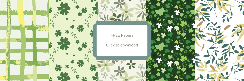 St Patrick's Day Patterns