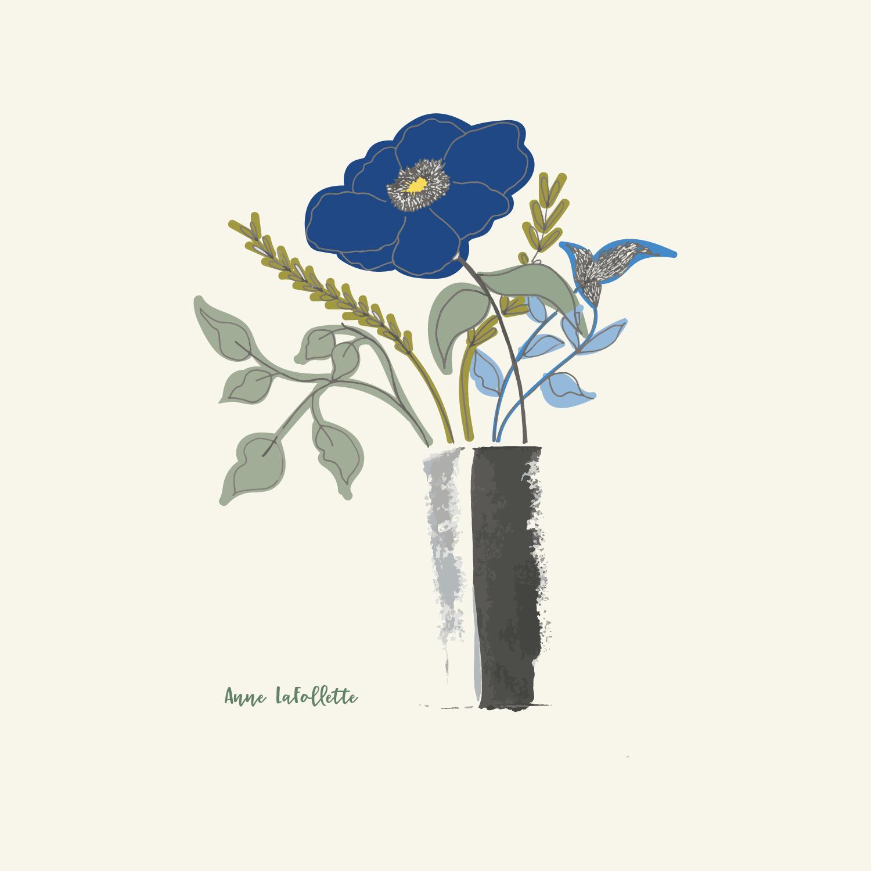 B&W with blue flower.jpg