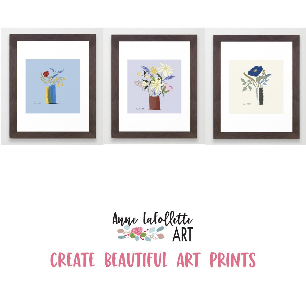 Create Beautiful Art Prints
