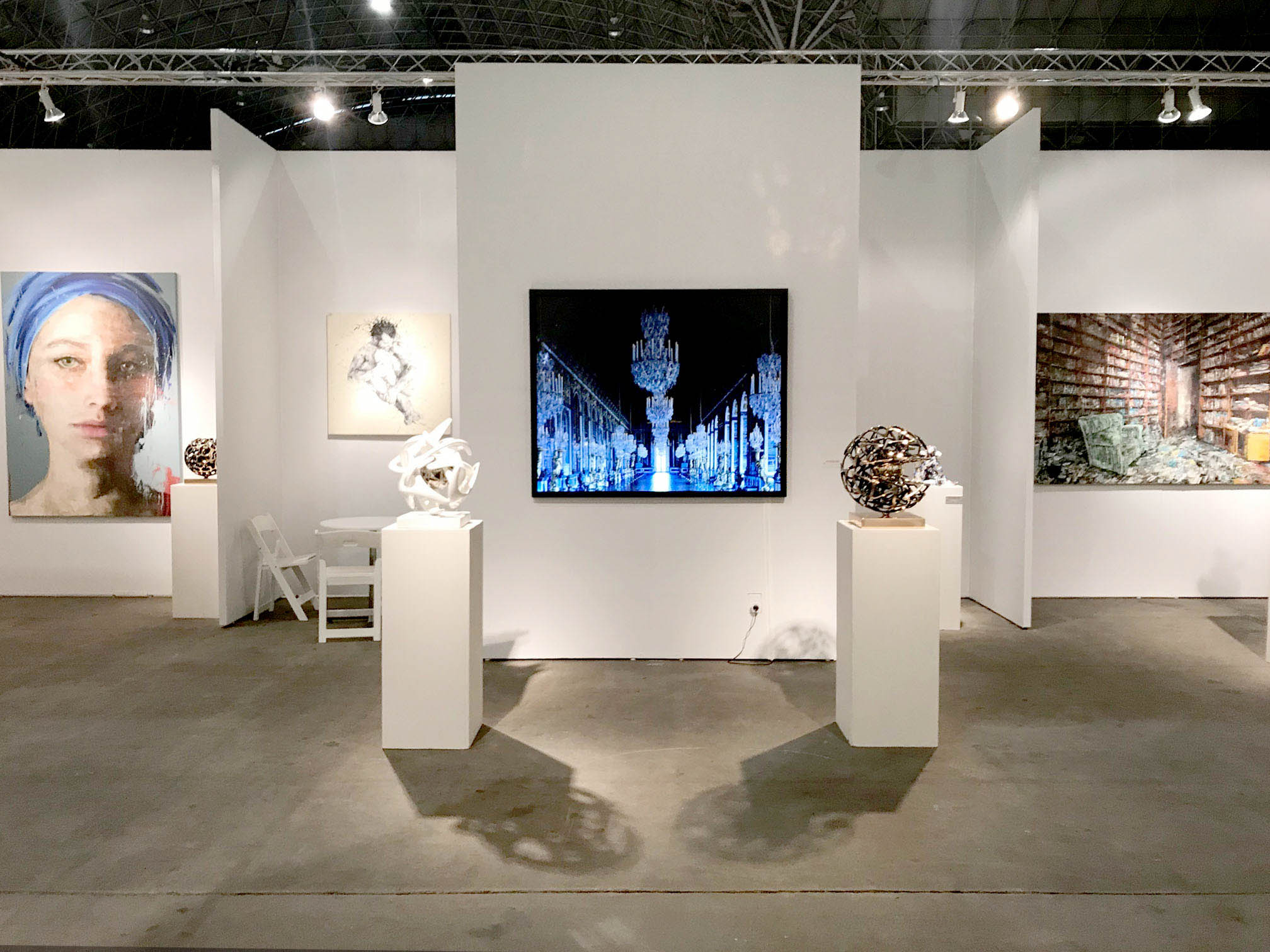 SOFA CHICAGO 2017 - Ransom Art (Booth 321)