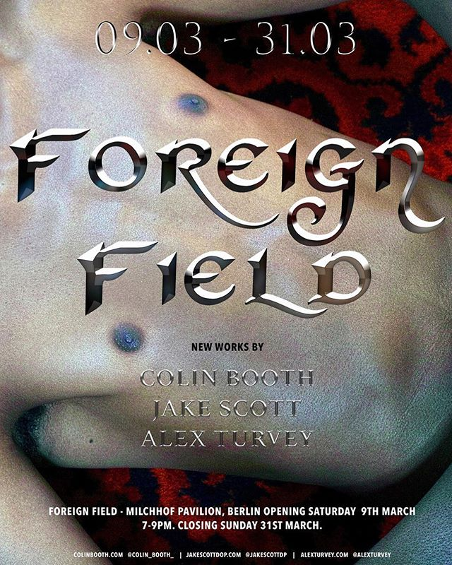 "Excited to announce I will be exhibiting an excerpt from 'Hireth' the evolving game/film I have been developing using @unitytechnologies as part of this extremely poignant show 'Foreign Field' alongside new works from artist @colin_booth_  and filmmaker @jakescottdp come join us in Berlin on 9th March 7-9pm to celebrate the opening.  Foreign Field -  Milchhof Pavilion, Berlin  http://milchhof-berlin.de/ opening Saturday  9th March 7-9pm.  Closing Sunday 31st March. ""As the path to Brexit proves to be increasingly damaging and unpopular in the UK, artist Colin Booth and film makers Jake Scott and Alex Turvey look at the way in which real and imagined borders impact on our personal history and our relationship with the unfolding present. The text, installation and moving image work is dedicated to European friends and colleagues."" ___ #MilchhofPavilion #berlin #art #unity #gamedesign #indiegame #scifi #noir #nostalgia #exhibition #gallery #openworldgames #openworld #cgi #blender3d #unrealengine #indiegame #exploration #developer"