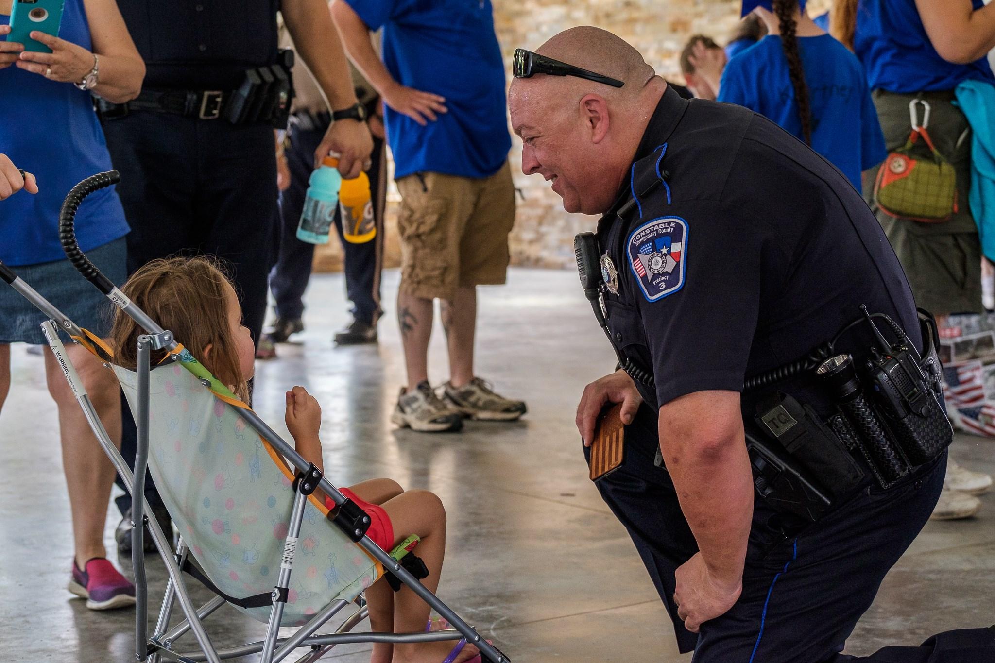 Magnolia ASU Police Rally-7/31/2016 Photo taken by  Michael Murphy Photography