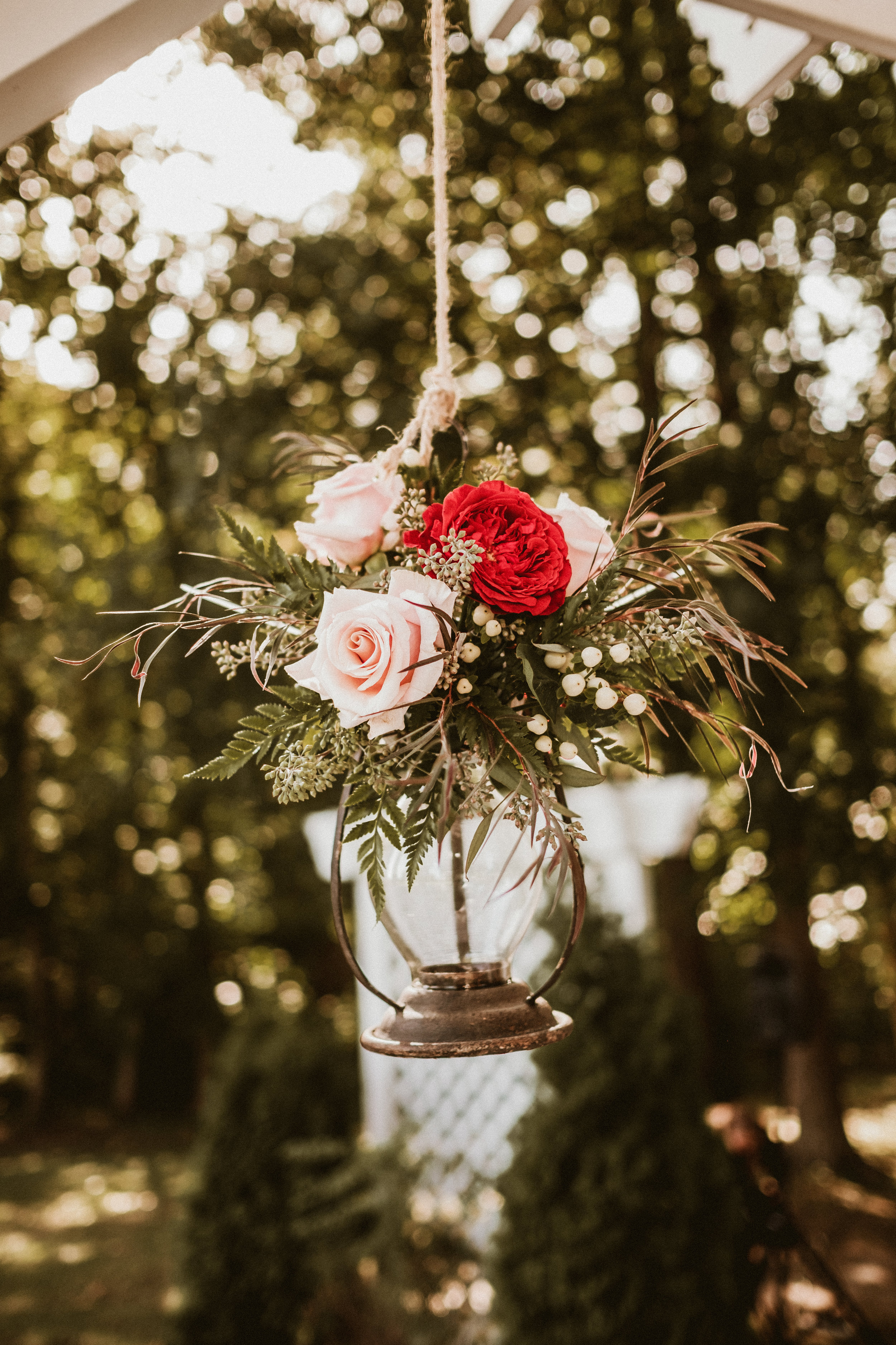 Hanging Lantern with Flowers in blush and burgundy.jpg