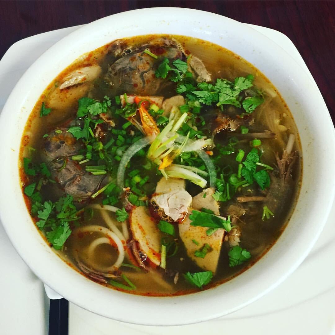 Bun Bo Hue - Spicy Beef Noodle Soup