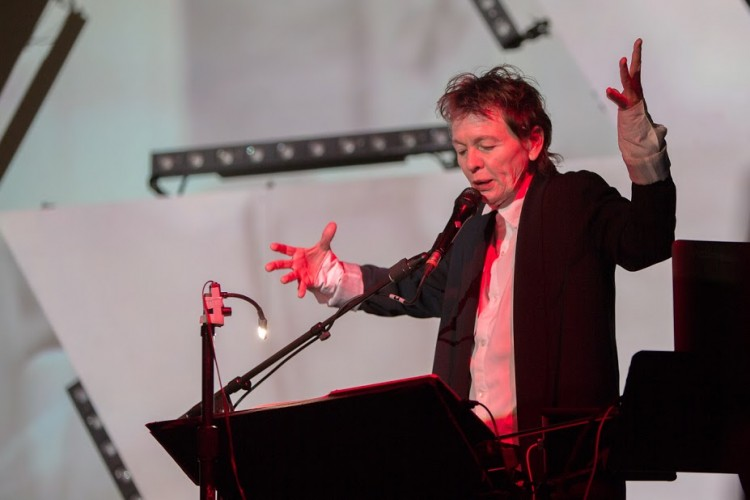 Laurie Anderson by BSaren