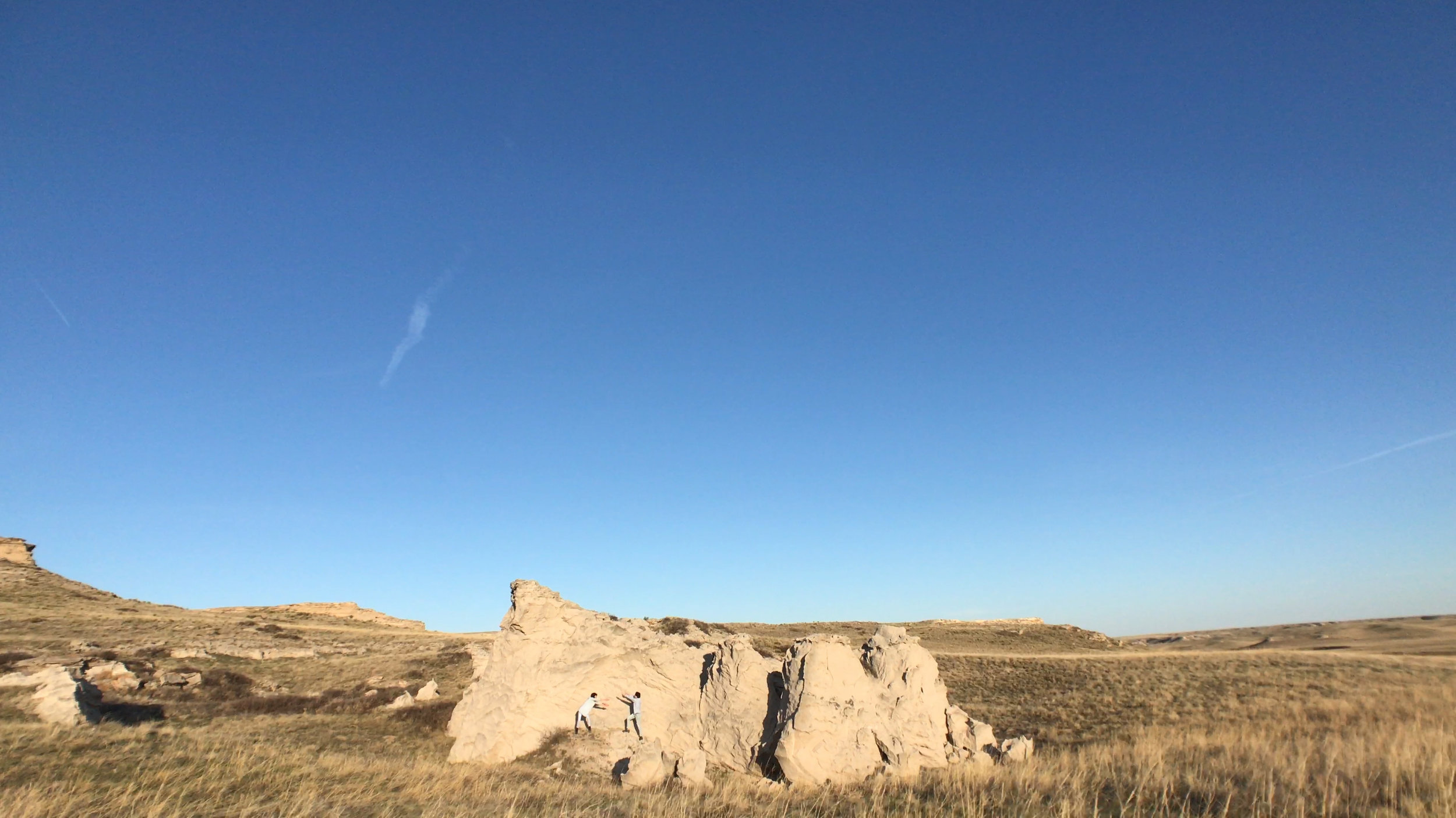 ECS: Agate Fossil Beds National Monument - April 2017