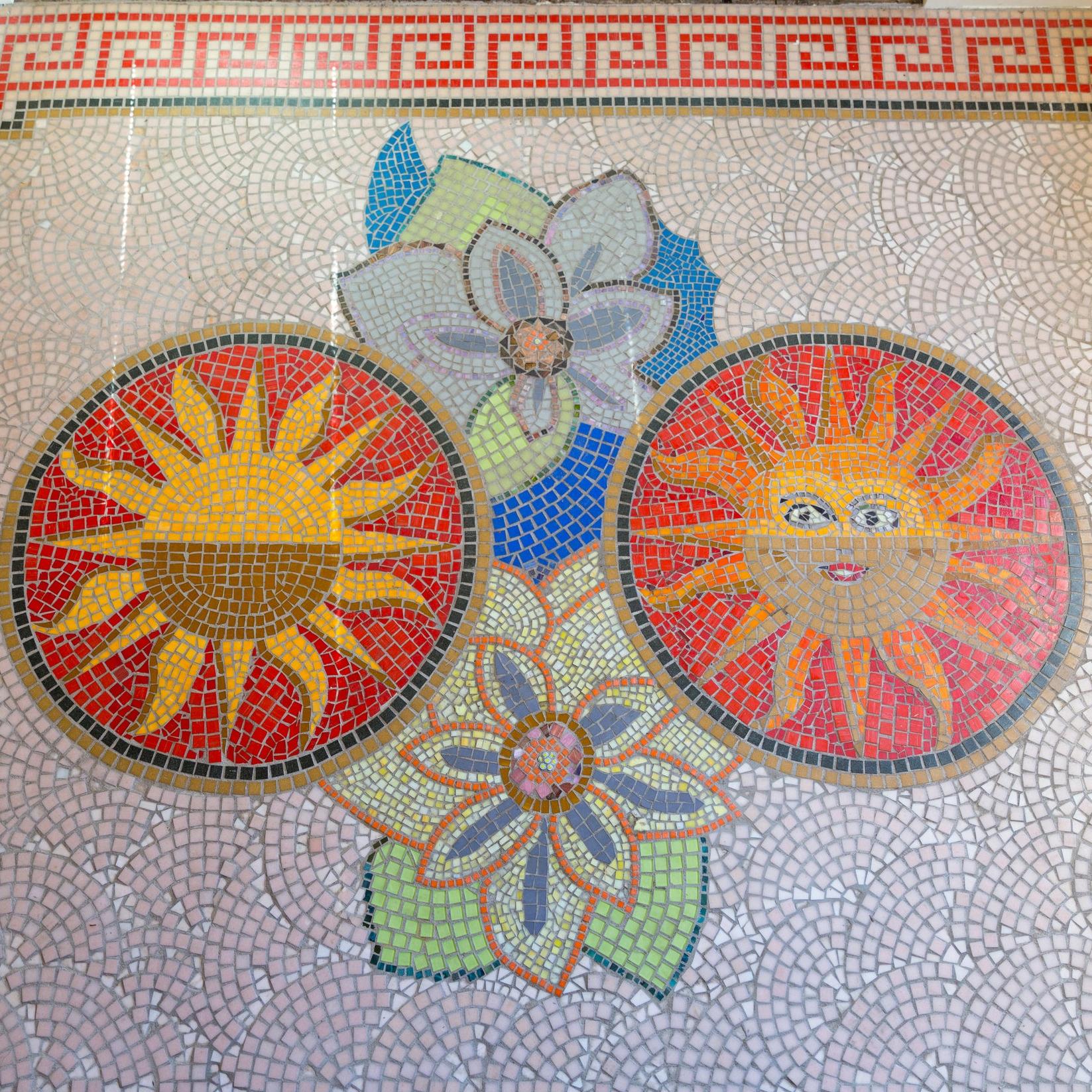 SOUL OF THE SUN FLOOR 12' x 8'