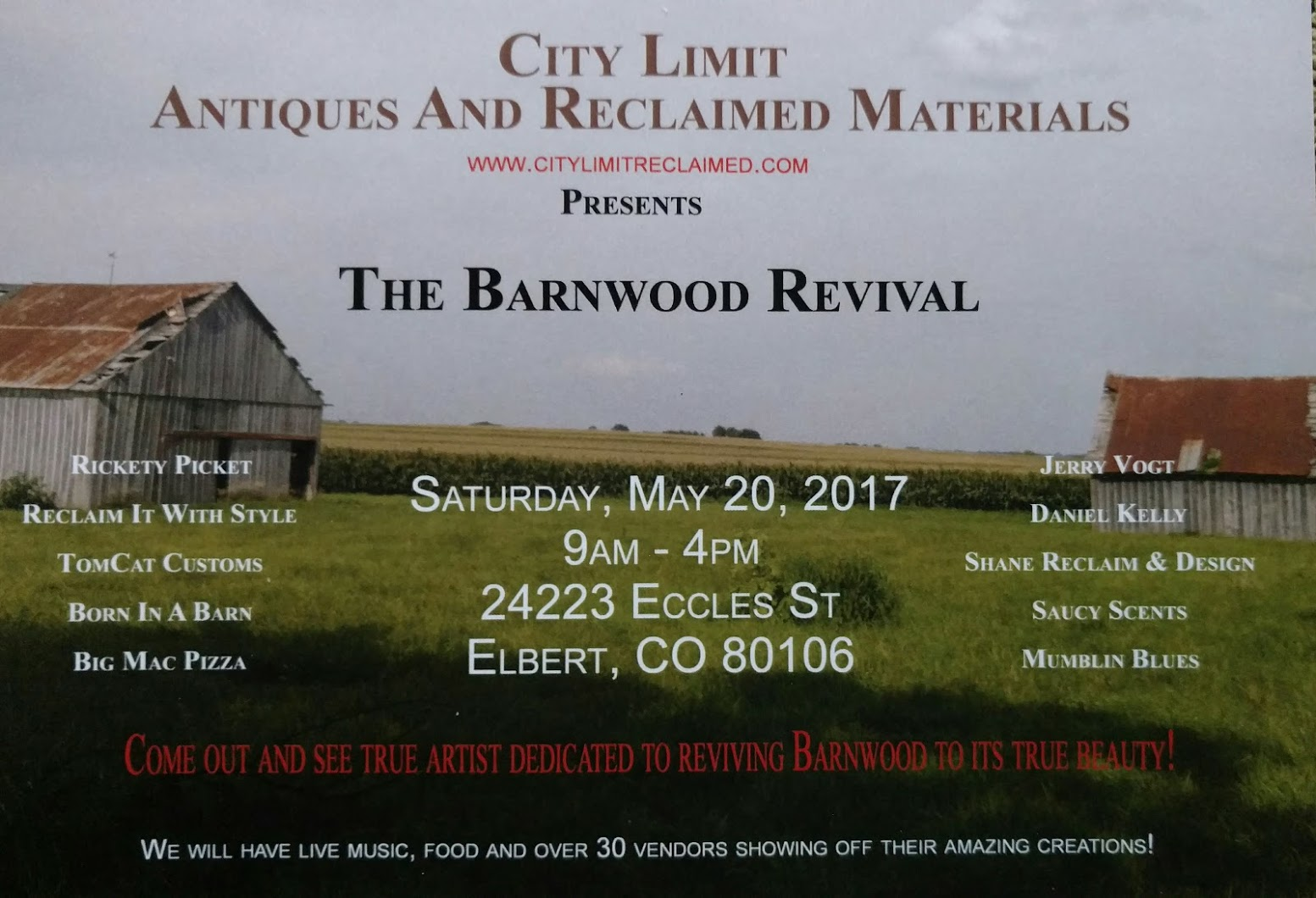 Barnwood Revival