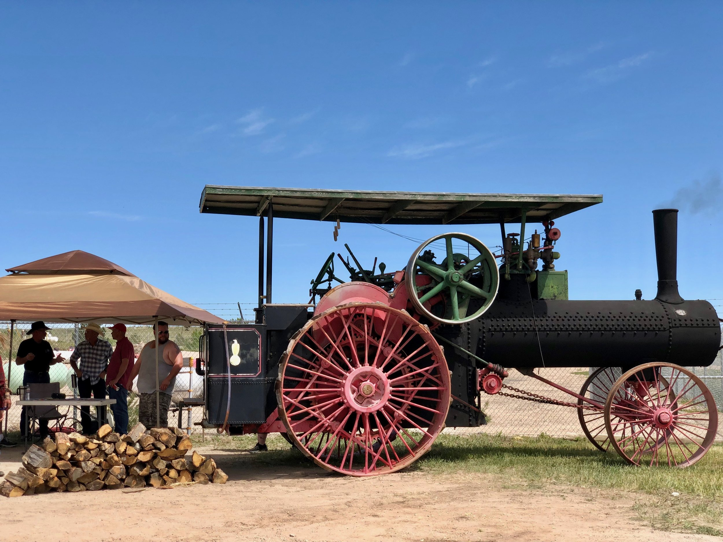HI-TEST-CASE-STEAM-TRACTOR