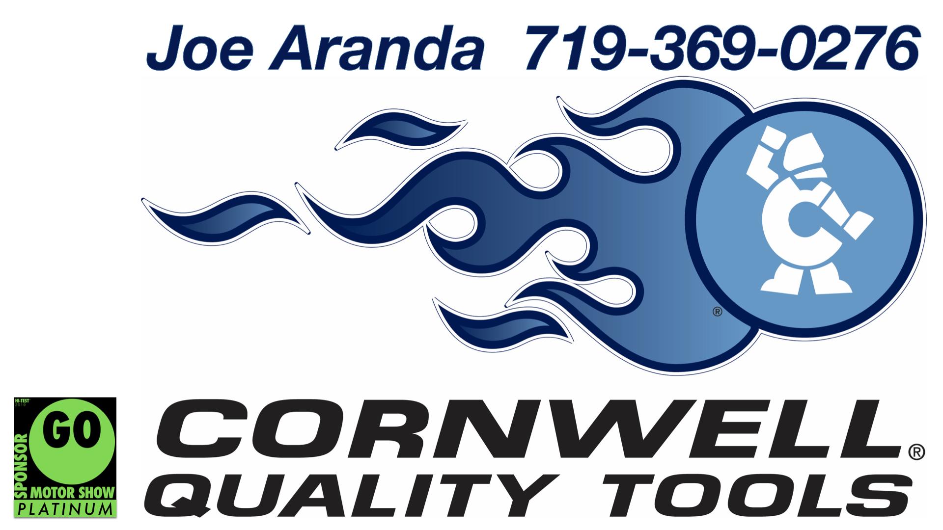 Cornwell Tools Jone Aranda
