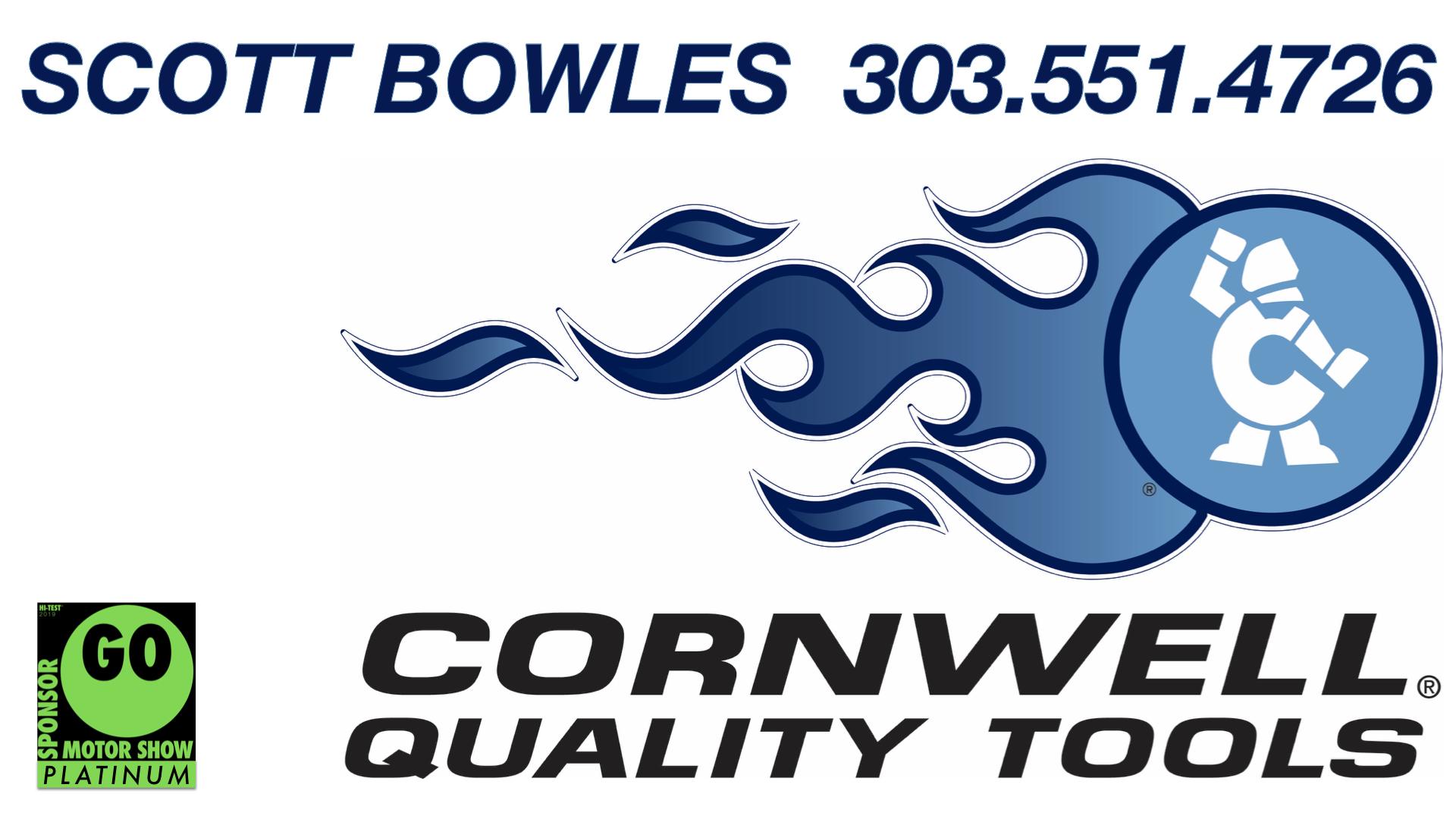 Cornwell Tools Scott Bowles