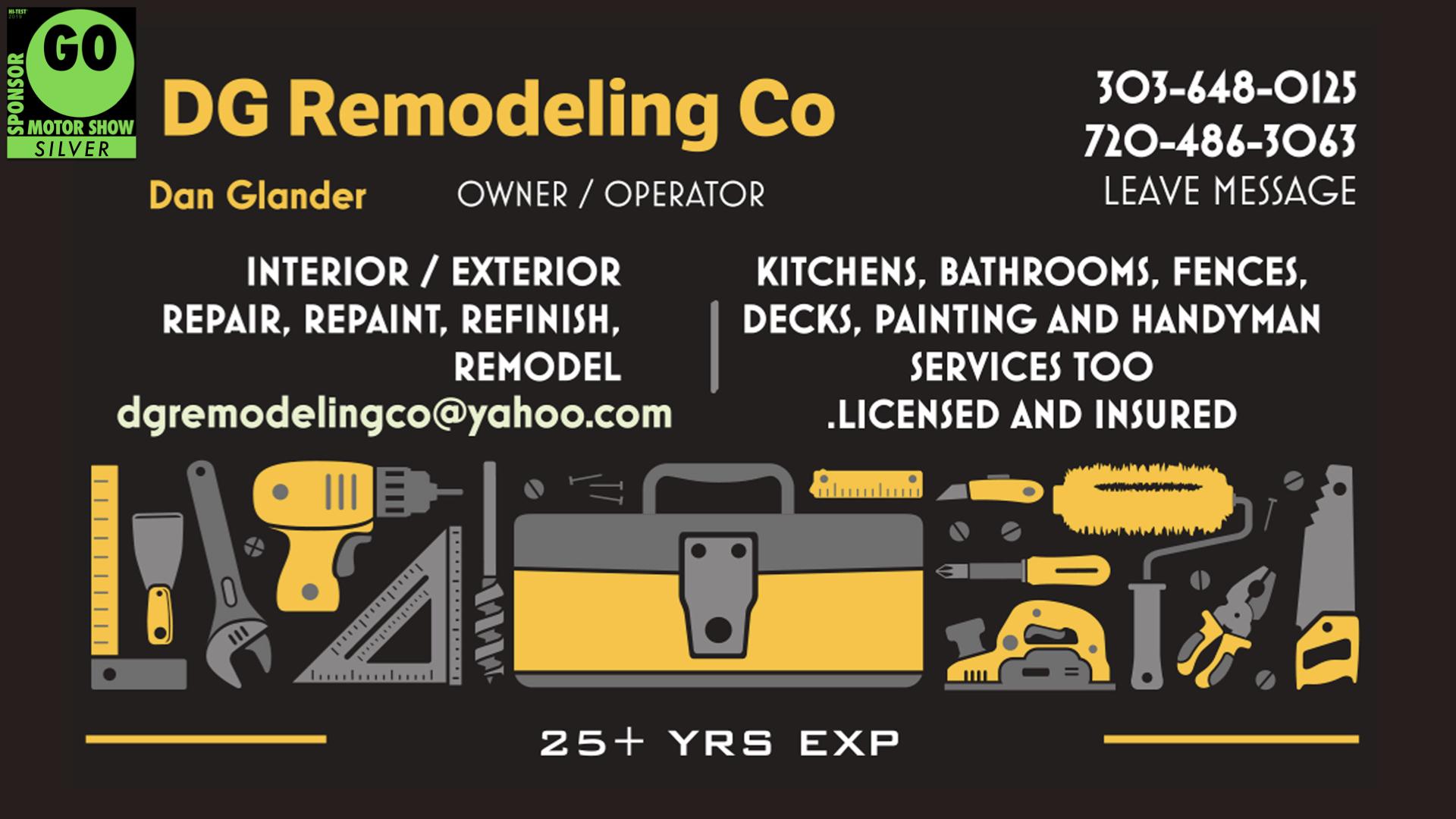 DG Remodeling Co