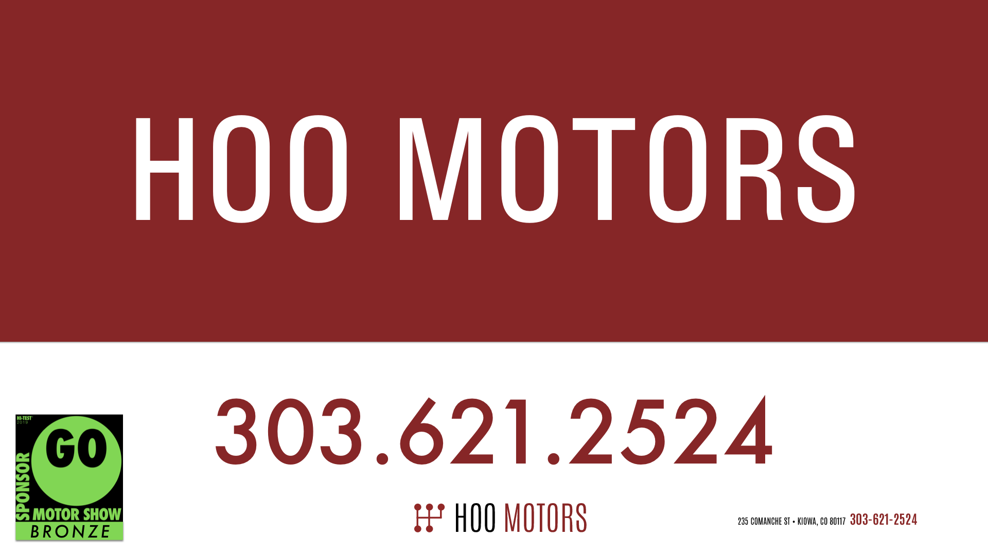 HOO MOTORS
