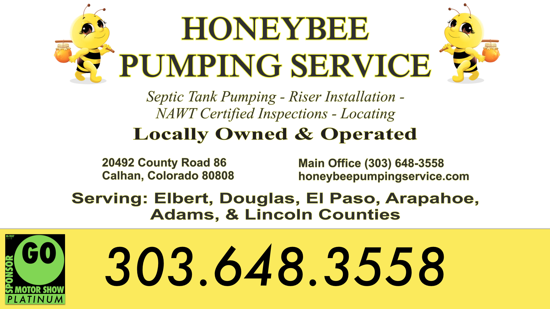 Honey Bee Pumping