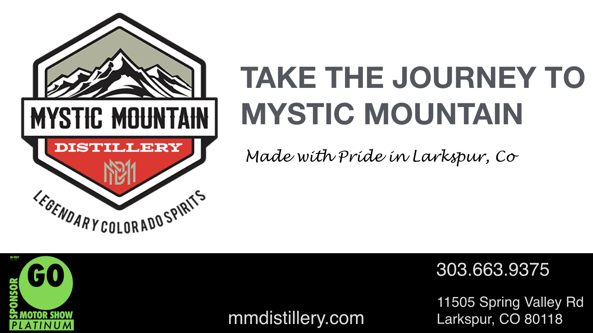Mystic Mountain Distillery