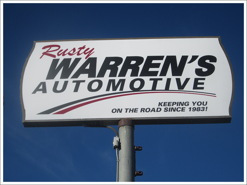 Warren's Automotive
