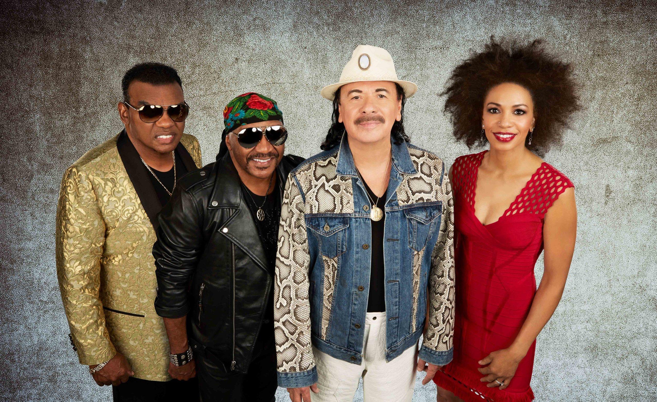 The Isley Brothers & Santana