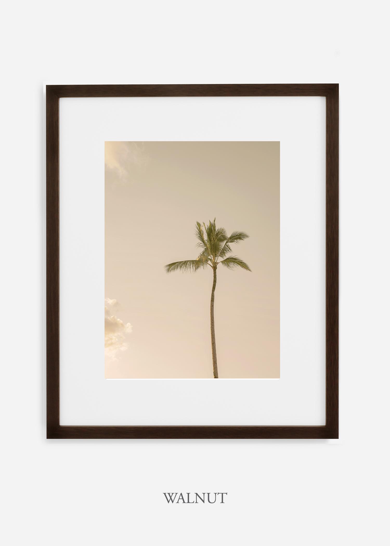WilderCalifornia_Hawaii_lonepalm_tropicalart_walnutframe.jpg
