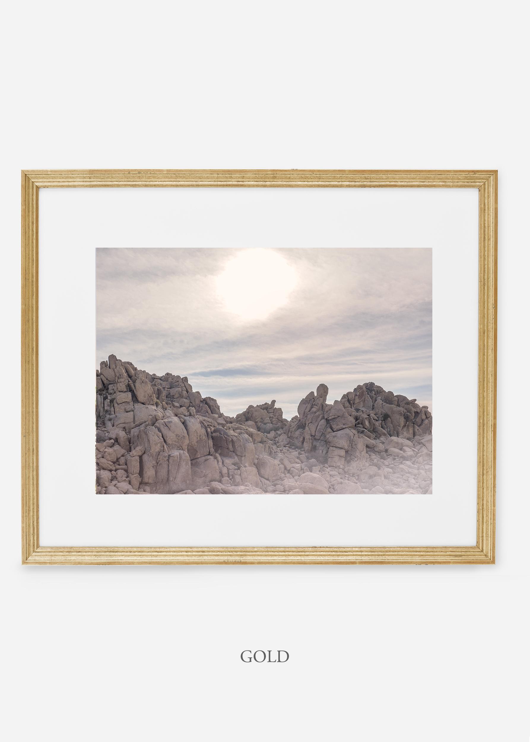 WilderCalifornia_goldframe_JoshuaTree_Rocks_No.3_interiordesign_desert_art.jpg