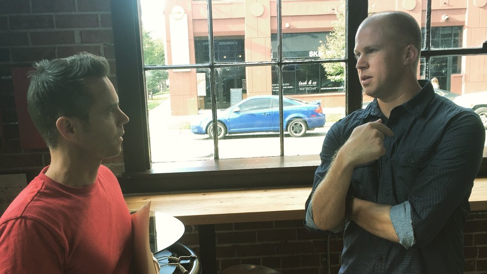 JAY AND RJ DISCUSS FOREIGN POLICY... AND PIZZA... MOSTLY PIZZA.