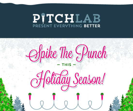 spike the punch Pitch Lab Corporate Event