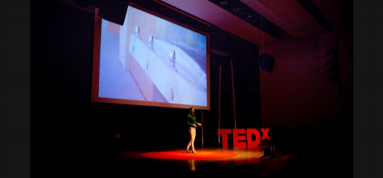 Giuseppe Pizano Changing Sight TEDx