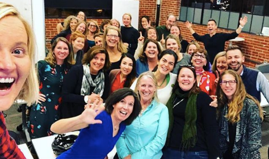 Women Who Startup Denver Pitch Lab