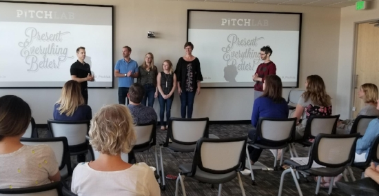 Improv Comedy Pitch Lab Integer
