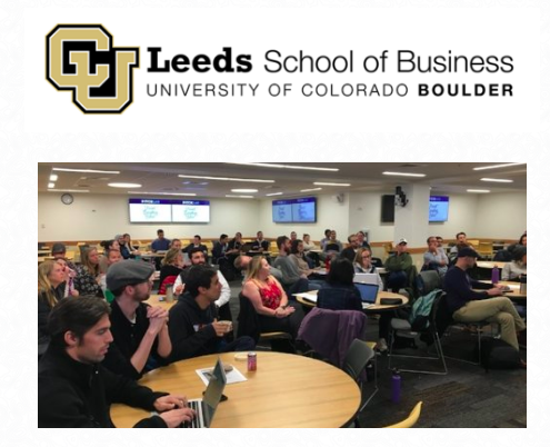 CU Boulder Leeds School of Business