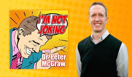 I'm Not Joking Podcast