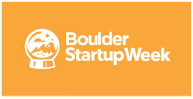 Boulder Startup Week Logo