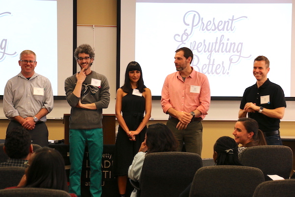 Steve Nash Daniel Reskin Getty Leadership Institute Pitch Lab