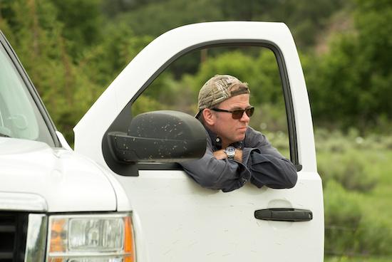 Steve Nash Truck Gaze