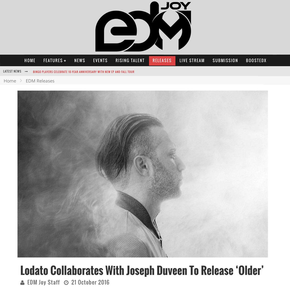 EDM Joy (Oct 21, 2016)