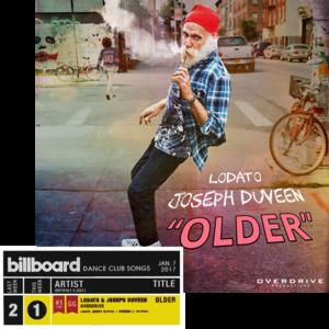 Billboard No. 1 (Jan 2017)