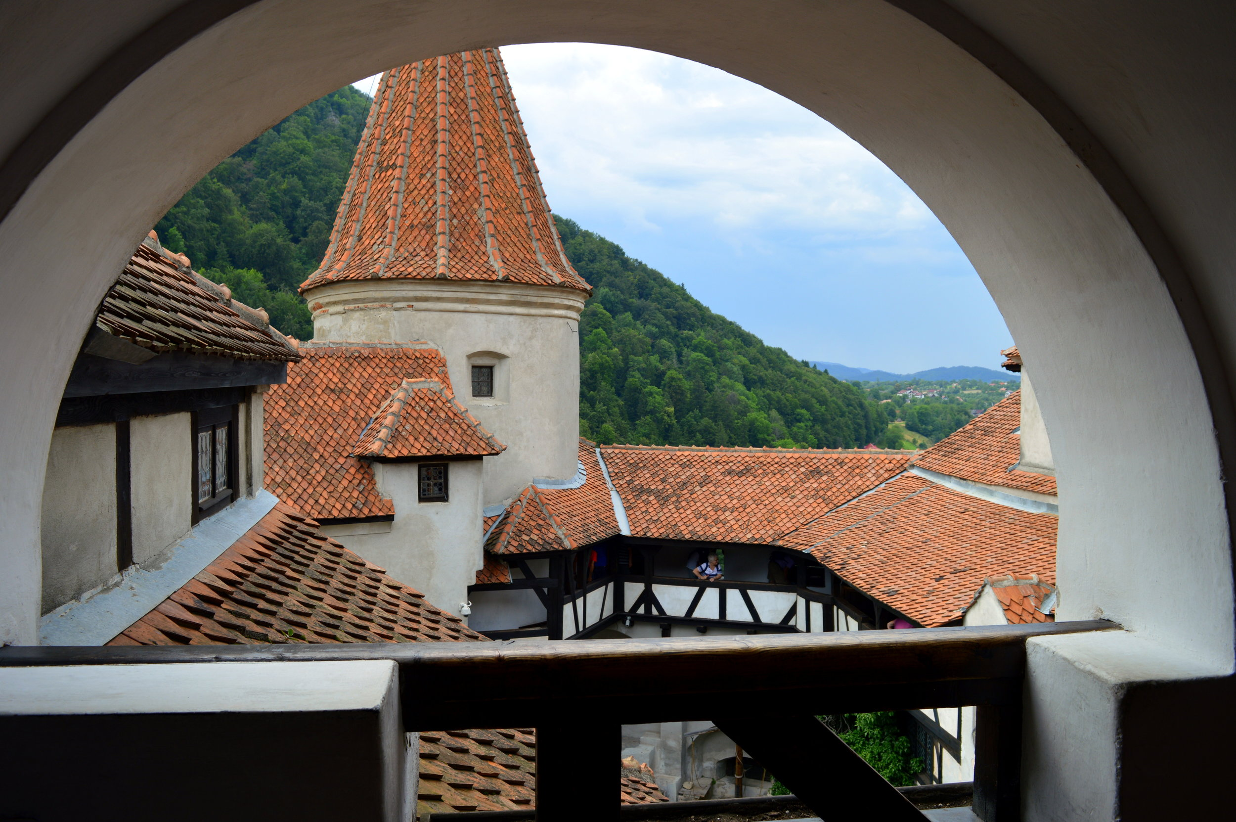 Dracula - Bran Castle, Romania