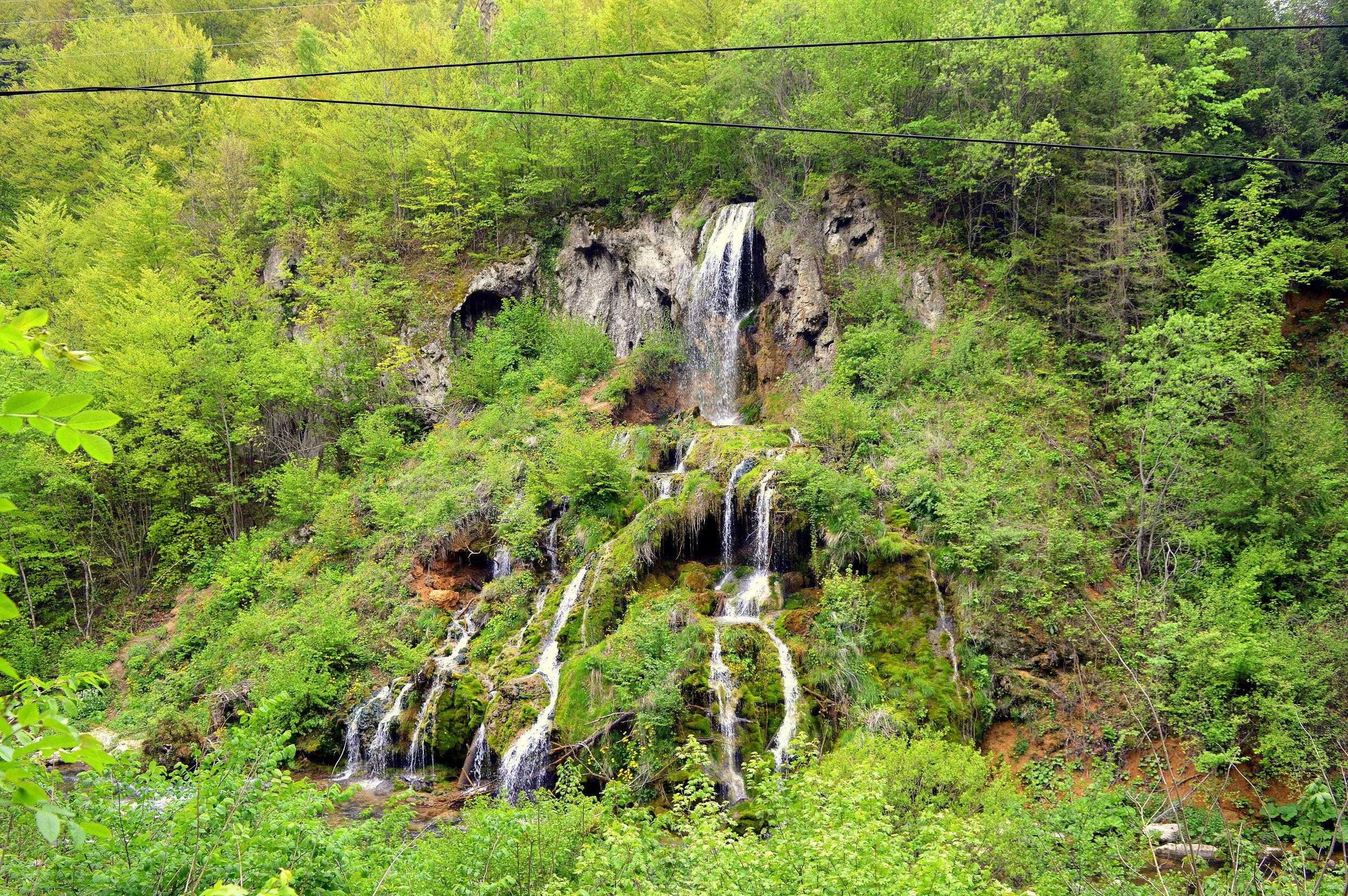 Bozovici, Romania
