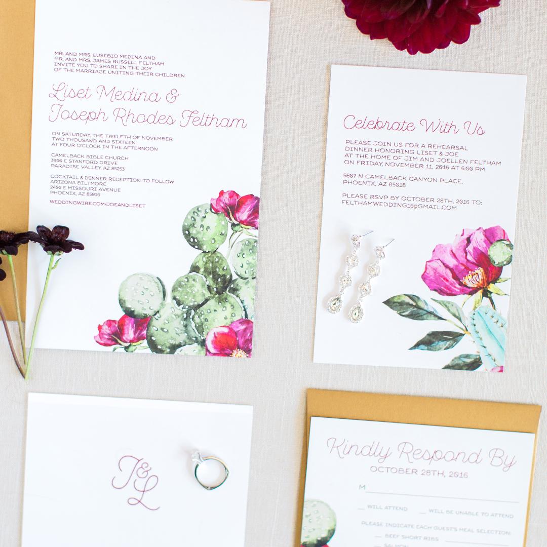 Arizona Biltmore Wedding - Joe & Liset