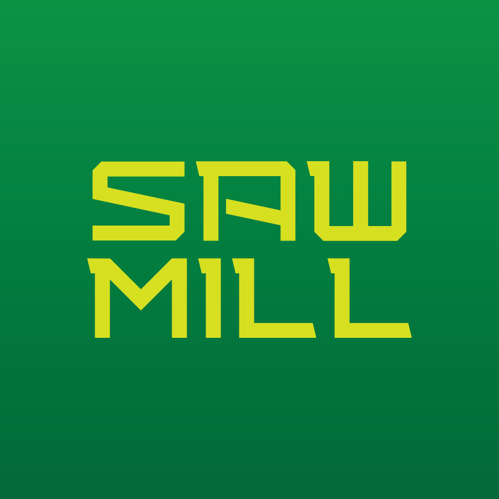 Sawmill - Display Typeface