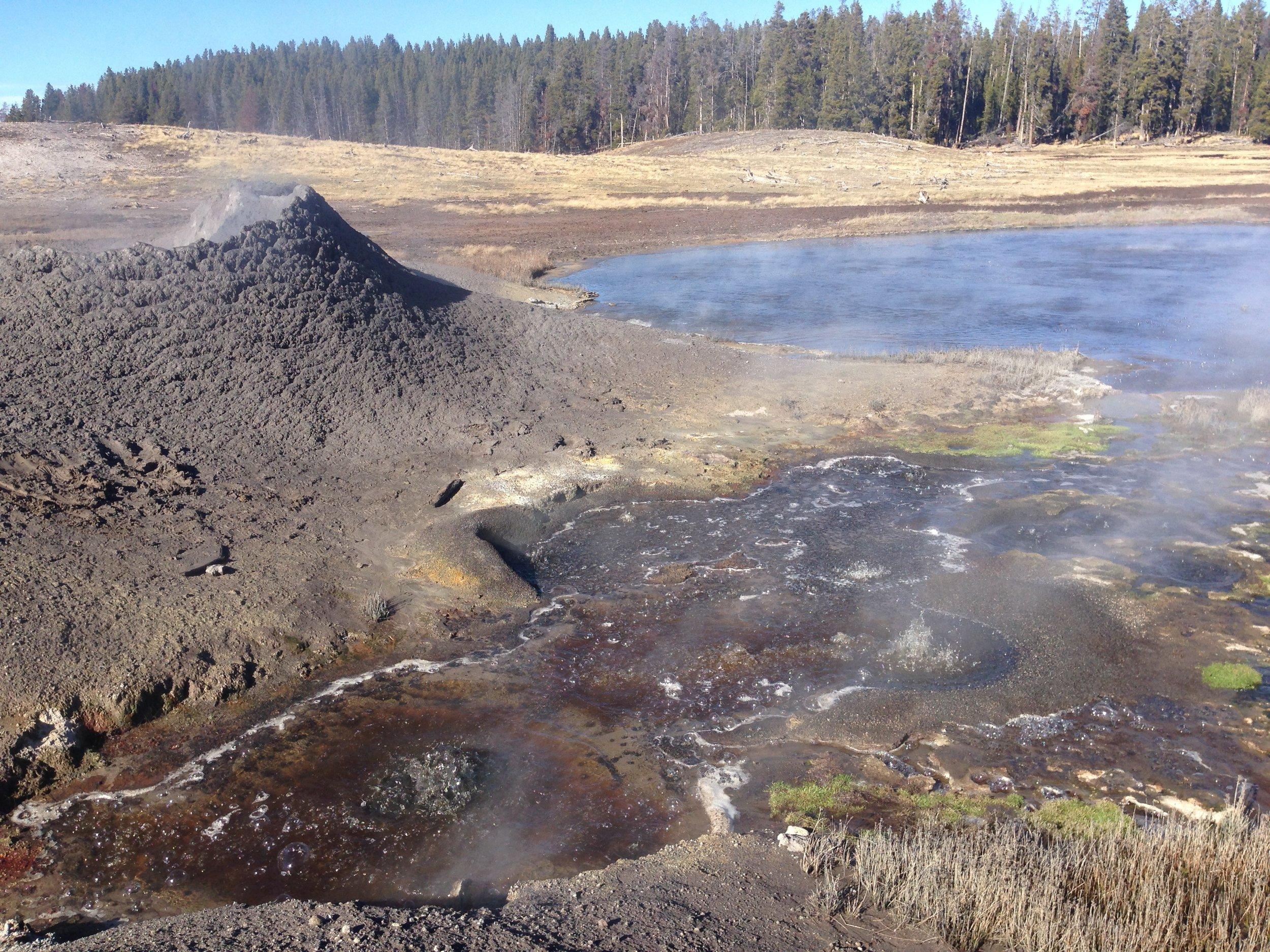 Obsidian Pool again